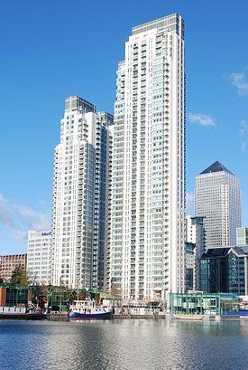 Pan Peninsula, East Tower, South Quay, Canary Wharf, London, E14 9HA
