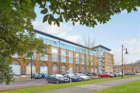 Building 45, Hopton Road, Royal Arsenal, Greenwich, London, SE18 6TJ