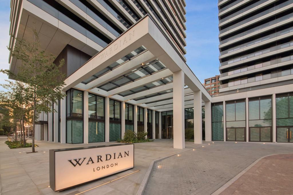 Bagshaw Building,  East Tower, Wardian Tower, Wards Place, Canary Wharf, South Qauy, London, E14 9EJ